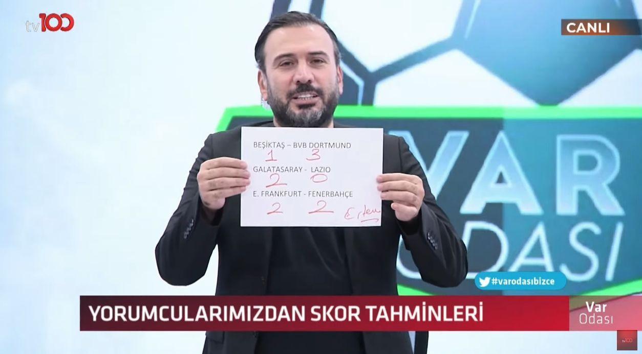 Ertem Şener'in Beşiktaş tahmini taraftarı kızdırdı - Sayfa 2