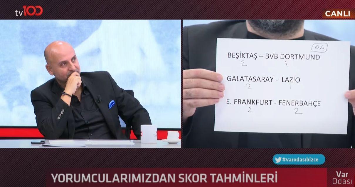 Ertem Şener'in Beşiktaş tahmini taraftarı kızdırdı - Sayfa 4