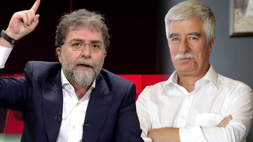 Ahmet Hakan'dan Faruk Bildirici'ye sert sözler! 'Adam kafayı takmış Hürriyet'e...'