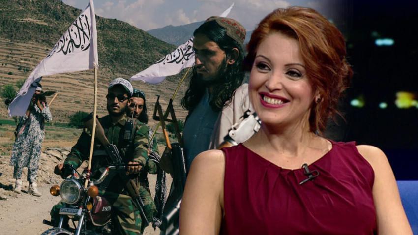Afganistan'a giden Nagehan Alçı tesettüre girdi! Eşi Rasim Ozan Kütahyalı paylaştı!
