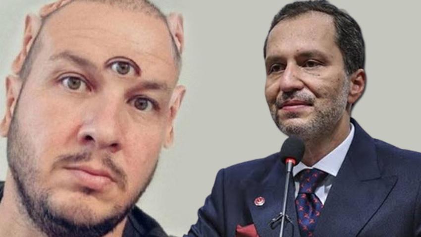 Şahan Gökbakar, Fatih Erbakan'ın sözlerini ti'ye aldı! 'Bakın ne haldeyim!'