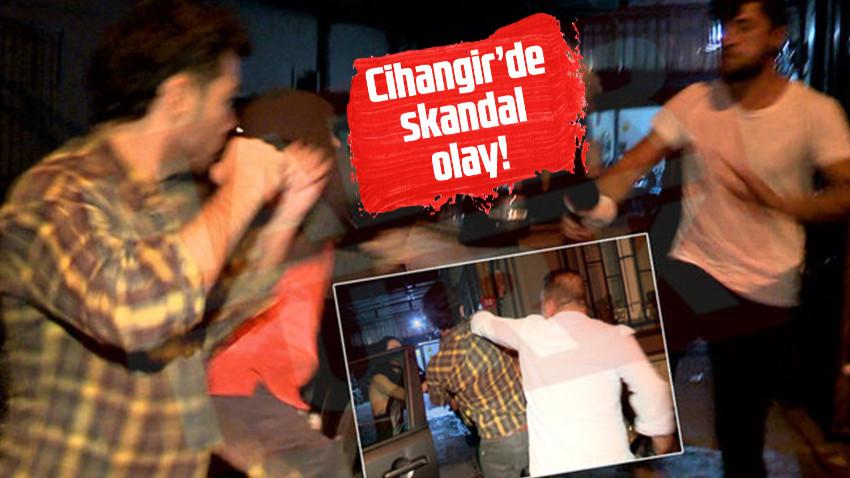 Kanal D muhabirine çirkin saldırı! Magazin Gazetecileri Derneği'nden kınama!