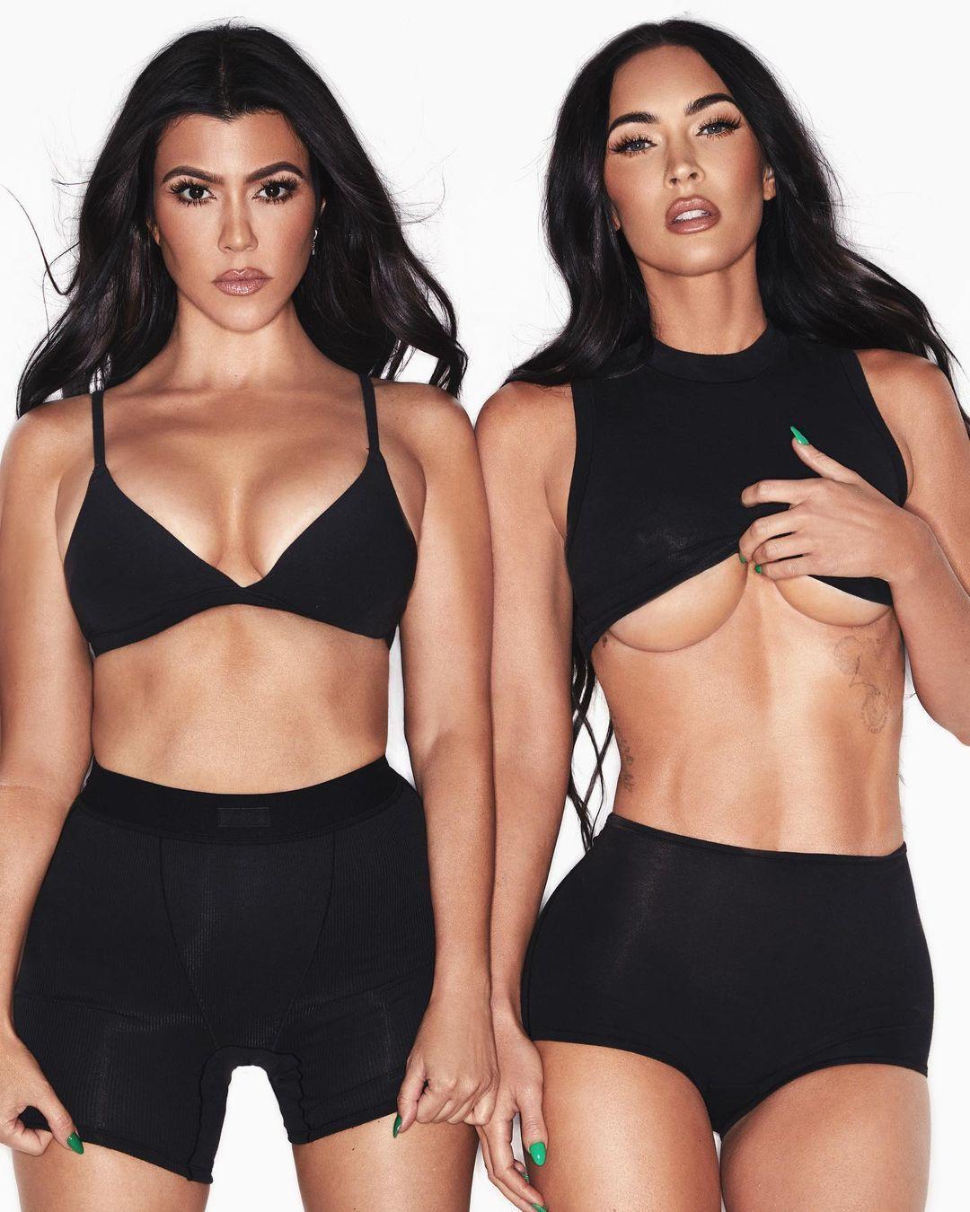 Kourtney Kardashian ve Megan Fox ortalığı kavurdu! - Sayfa 5