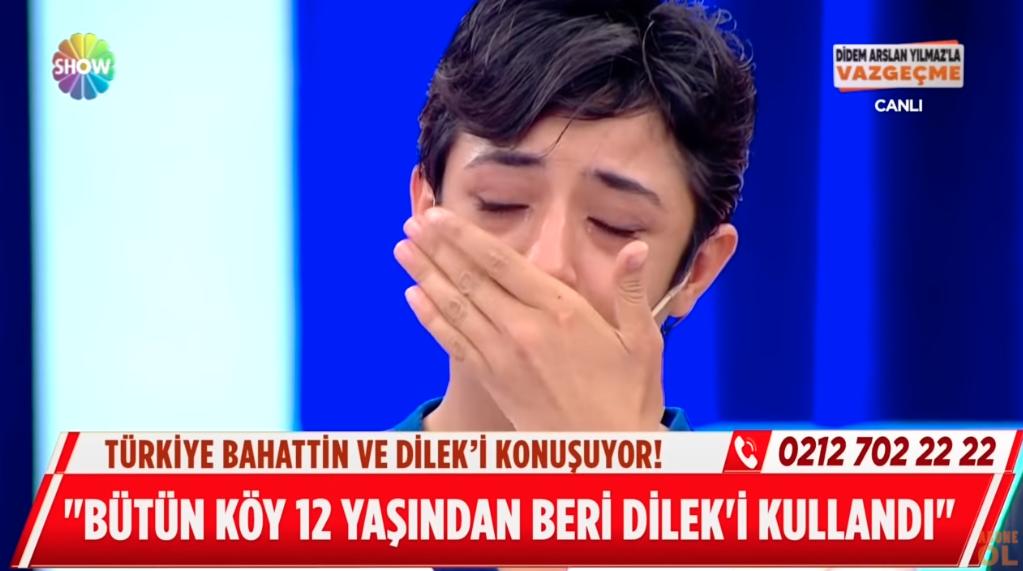 """Didem Arslan'ı buz kesti! """"Ailem beni sattıktan sonra izliyordu"""" - Sayfa 8"""
