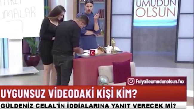 Karısını gördüğü cinsel içerikli videoyu canlı yayında izletti! Fulya Öztürk utancından bakamadı! - Sayfa 4