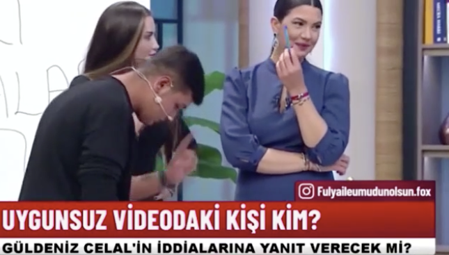Karısını gördüğü cinsel içerikli videoyu canlı yayında izletti! Fulya Öztürk utancından bakamadı! - Sayfa 7