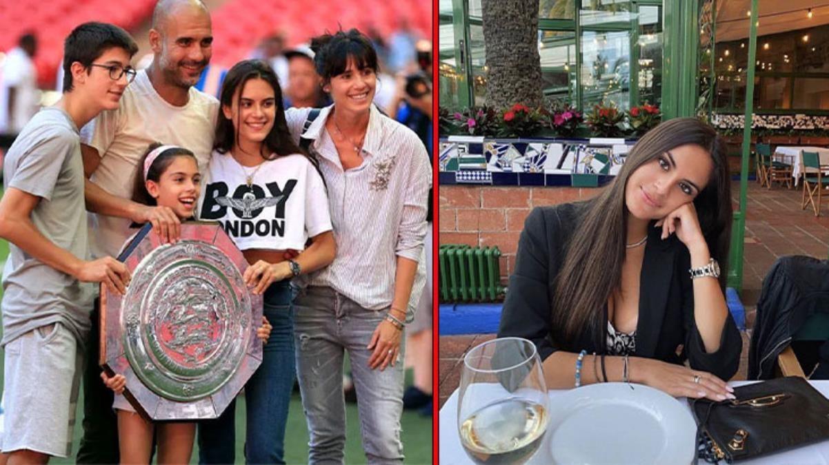 Dünyaca ünlü hoca Pep Guardiola'nın kızı yine rakip takımın futbolcusuyla yakalandı - Sayfa 4
