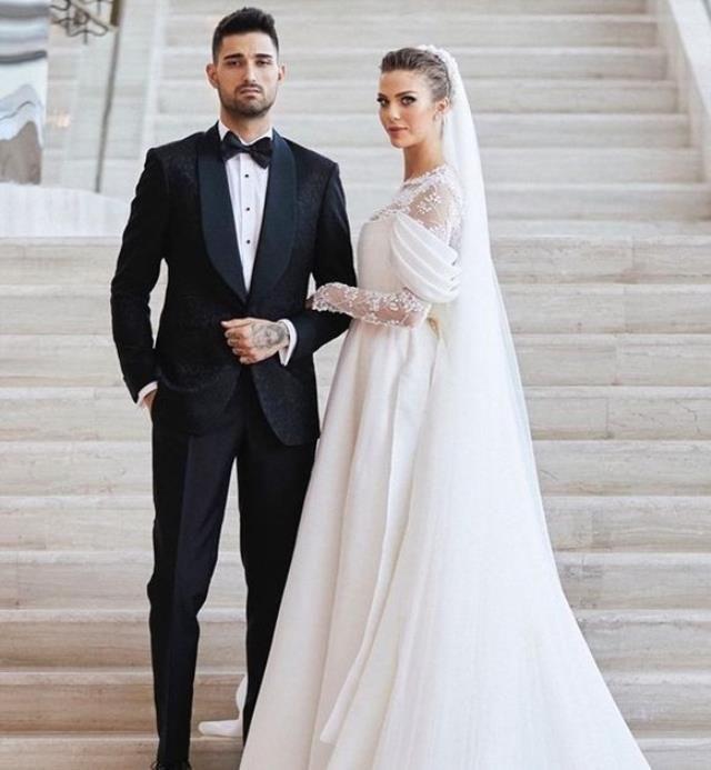 İdo Tatlıses ile Yasemin Şefkatli evlendi! İşte düğünden ilk görüntüler - Sayfa 3