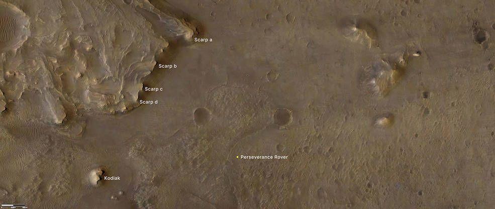 Mars'taki hayata adım adım! NASA, Mars'ta 'su deposu' buldu - Sayfa 3