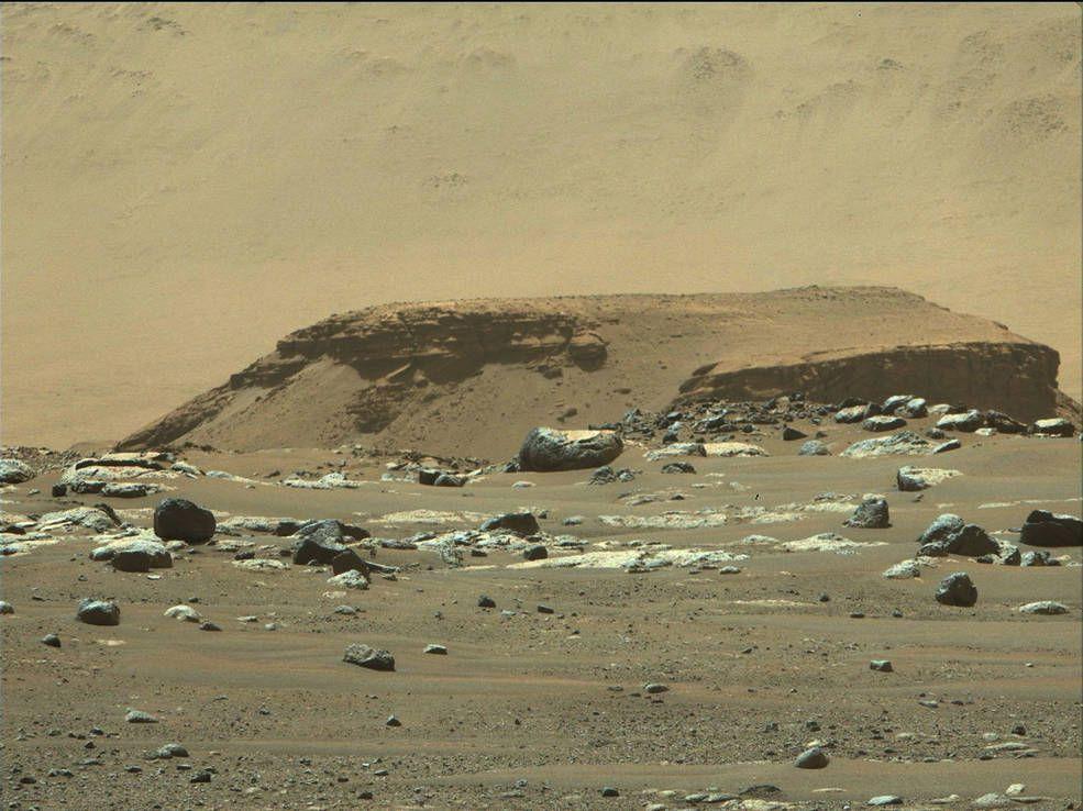 Mars'taki hayata adım adım! NASA, Mars'ta 'su deposu' buldu - Sayfa 1