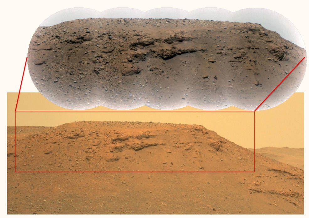 Mars'taki hayata adım adım! NASA, Mars'ta 'su deposu' buldu - Sayfa 2