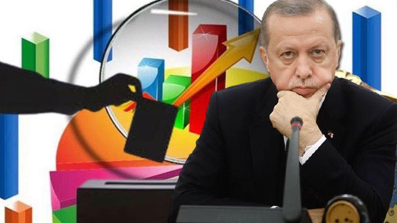 Son ankette Cumhurbaşkanı Erdoğan'a kötü haber! Seçmenin yüzde 57,8'i... - Sayfa 1