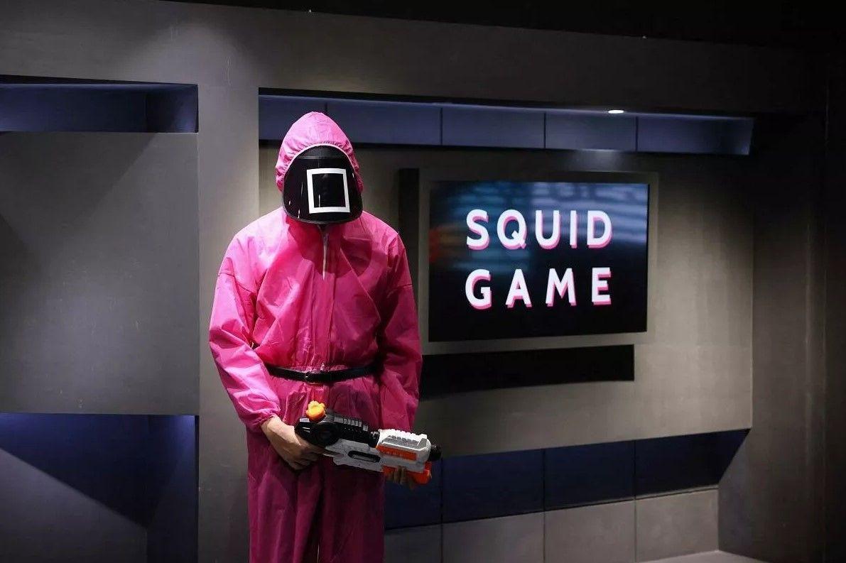 Squid Game tabelası emniyeti karıştırdı! - Sayfa 4