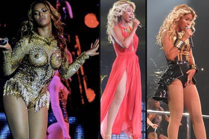 Yılın En Şık Şarkıcısı Beyonce - Sayfa 1