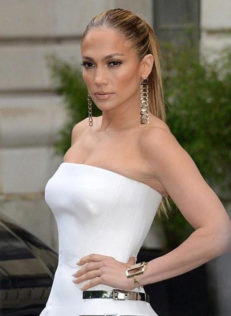 Jennifer Lopez İnstagram'da yürek hoplattı - Sayfa 4