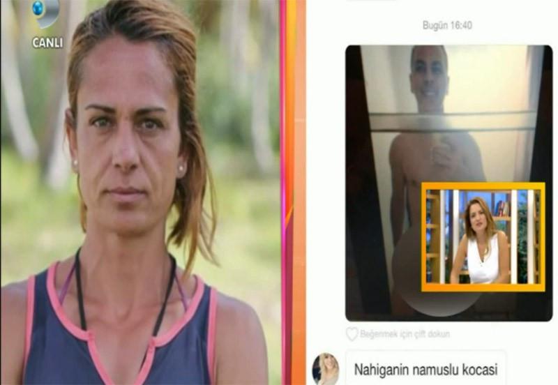 Survivor Nagihan şokta kocası çıplak fotoğrafıyla aldattı! - Sayfa 4