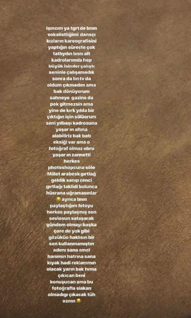 Magazin dünyası bu kavgayı konuşuyor! - Sayfa 3