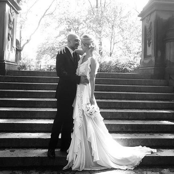 Burcu Esmersoy ile Berk Suyabatmaz evlendi! - Sayfa 2