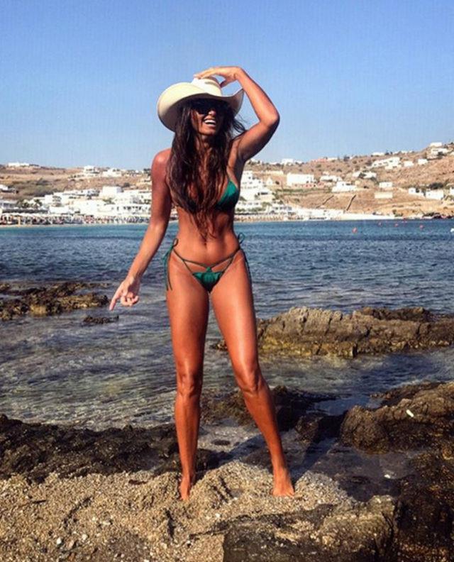 Eda Taşpınar'dan bikinili paylaşım! - Sayfa 3