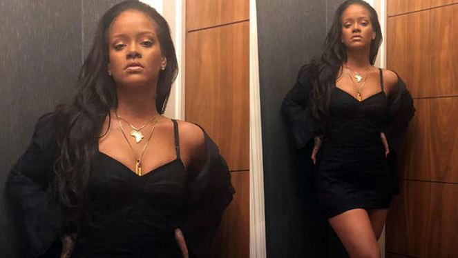Rihanna'dan Türk hayranlarına jest! - Sayfa 1